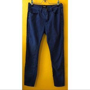 BDG jeans size 28, high-rise cigarette ankle
